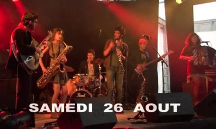 SERIE FRONTENAY JAZZ FESTIVAL 26 AOUT 2017 EPISODE 16