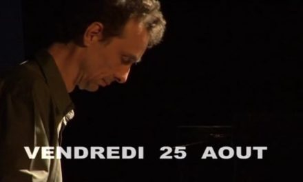 SERIE FRONTENAY JAZZ FESTIVAL 25 AOUT 2017 EPISODE 17