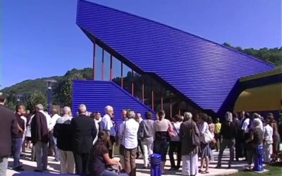 INAUGURATION DU MUSEE LE 9 SEPTEMBRE 2012