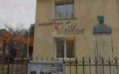 MEDIATHEQUE du Val d'Amour