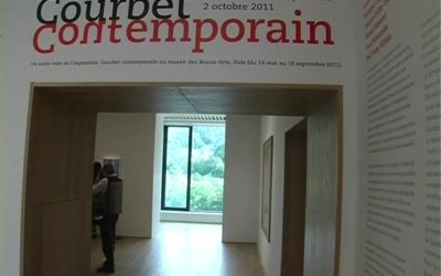 EXPOSITION, COURBET CONTEMPORAIN